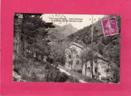 42Loire, Rare, Sail-sous-Couzan, Usine Electrique De Saint-Martin, 1933 - Francia