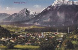 Brixlegg * Gesamtansicht, Gebirge, Tirol, Alpen * Österreich * AK846 - Brixlegg