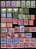 EUROPA  49 Timbres Oblitérés - Sammlungen