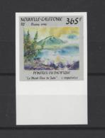 NOUVELLE-CALEDONIE.  YT   N° 601  ND  Neuf **   1990 - Non Dentelés, épreuves & Variétés