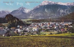 Brixlegg * Sonnwendjoch, Gesamtansicht, Gebirge, Tirol, Alpen * Österreich * AK848 - Brixlegg