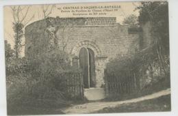 ARQUES LA BATAILLE - Le Château - Entrée Du Pavillon De Chasse D' HENRI IV - Arques-la-Bataille