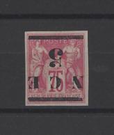 NOUVELLE-CALEDONIE.  YT   N° 7b   Neuf *   1883 - Ungebraucht