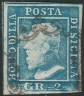 Sicilia, 2 Grana I Tavola RITOCCO 71 N.6 Firmato Oliva Cv 450 - Sicilia