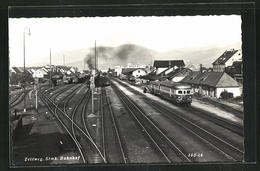 AK Zeltweg / Stmk., Bahnhof - Österreich