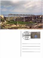 Spain 2015 - 100 Anys Trenet De La Marina.Benissa Special Postcard Cancellation - Marcofilia - EMA ( Maquina De Huellas A Franquear)