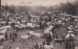 Fours  (58)  La Foire  CPA Non Circulée - Other Municipalities