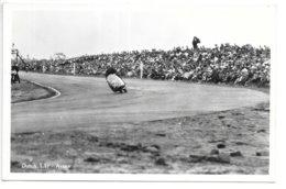 Carte-photo......Dutch T.T...Assen...animée.. - Motociclismo