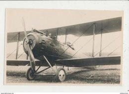 PHOTO AVION AVIATEUR BON ETAT - Aviateurs