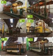 A Set Of Calendars Russia - 2020 - 22 Pcs. - Tram - Portugal - Museum - Retro - Vintage - Beautiful. - Kalenders