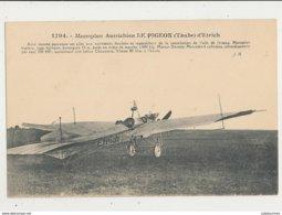 AVION MONOPLAN AUTRICHIEN LE PIGEON TAUBE D ETRICH CPA BON ETAT - ....-1914: Précurseurs