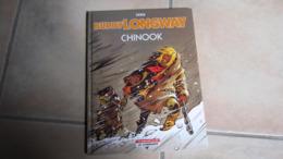 BUDDY LONGWAY  T1  CHINOOK  DERIB  LOMBARD - Buddy Longway