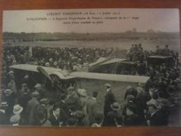 Circuit Européen Vincennes - L'appareil Deperdussin De Vidart Avant D'être Conduit En Piste - ....-1914: Precursori