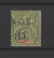 NOUVELLE-CALEDONIE.  YT  N° 58  Neuf *  1900 - Neukaledonien
