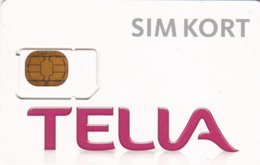 DENMARK - Telia SIM-Kort, GSM Card , Mint - Danimarca