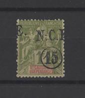 NOUVELLE-CALEDONIE.  YT  N° 58  (surcharge Décalée) Neuf *  1900 - Neukaledonien