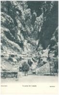 Une Gorge De CASTALIE - Griechenland