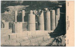 DELPHES - Temple D'Ahénéa Pronaia (Marmaria) - Griechenland