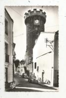 Cp , Automobiles , 03 ,  VICHY , La Tour De L'horloge, Vierge - Voitures De Tourisme