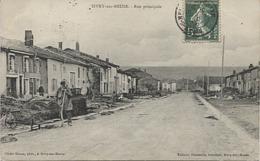 X121552 MEUSE SIVRY SUR MEUSE RUE PRINCIPALE - Francia