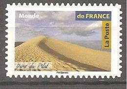 FRANCE 2018 Y T N ° 1542  Neuf Sans Gomme - France