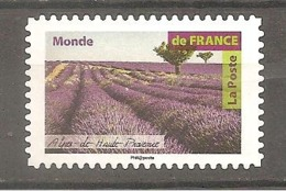 FRANCE 2018 Y T N ° 1546  Neuf Sans Gomme - France
