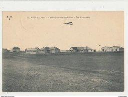 AVORD CENTRE MILITAIRE D AVIATION VUE D ENSEMBLE CPA BON ETAT - 1914-1918: 1ère Guerre