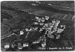 TARZO - TREVISO - NOGAROLO CON LE PREALPI - CARTOLINA VIAGGIATA NEL 1959  - - Treviso
