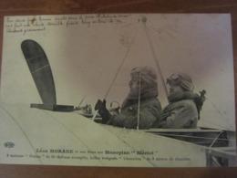 Léon MORANE Et Son Frère Sur Monoplan Blériot - ....-1914: Précurseurs