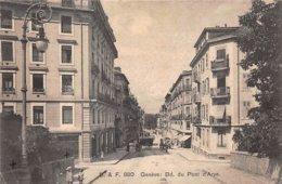Suisse - N°61149 - Genève - Boulevard Du Pont D'Arve - GE Geneva