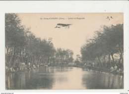 AVORD CENTRE MILITAIRE D AVIATION LAVOIR ET BAIGNADE CPA BON ETAT - 1914-1918: 1ère Guerre