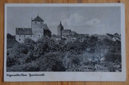Darlowo - Rügenwalde/Ostsee - Gesamtansicht - Traces D'humidité Au Dos - (n°16212) - Poland