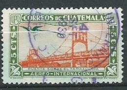 Guatemala  Aérien   Yvert N°  118 Oblitéré   -   Aab 23903 - Guatemala