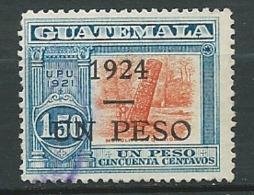 Guatemala     Yvert N°  204 Oblitéré   -   Aab 23910 - Guatemala