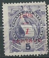 Guatemala     Yvert N°  80 Oblitéré  -   Aab 23914 - Guatemala