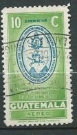 Guatemala  Aérien   Yvert N°  166 Oblitéré   Aab 23919 - Guatemala
