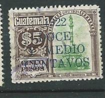 Guatemala  Yvert N°  182 Oblitéré   Aab 23922 - Guatemala