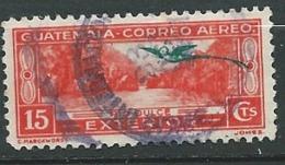 Guatemala  Aérien  Yvert N°  61 Oblitéré    Aab 23927 - Guatemala