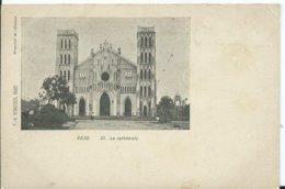 VIET NAM  -  KESO - La Cathédrale - Viêt-Nam