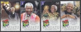 Vanuatu 1472/75 ** - Vanuatu (1980-...)