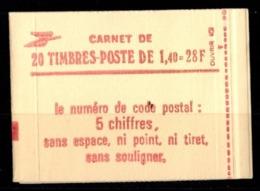 France Carnet 2102-C7 SABINE DE GANDON 1,40fr Ferme - Markenheftchen