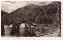 Fernpass (Nassereith) * Alpenhotel, Gesamtansicht, Gebirge, Tirol, Alpen * Österreich * AK860 - Imst