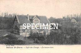 DVD 13182 Café Des Etangs - La Basse-cour - Woluwe - St-Pieters-Woluwe - Woluwe-St-Pierre