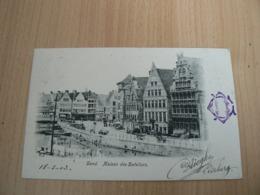 CP 89 / BELGIQUE / GAND / CARTE VOYAGEE - Belgique