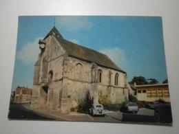 78 Porcheville, L'église Saint Séverin (GF741) - Porcheville