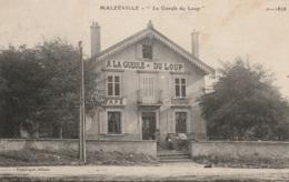 Maxéville,la Gueule Du Loup - Maxeville