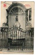 BRUXELLES - Manneken-Pis - Monuments, édifices