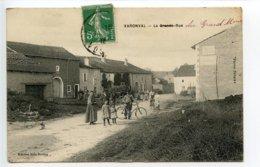Xaronval La Grande Rue - France