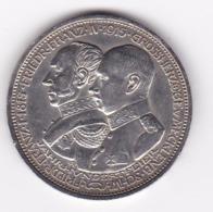 Nb_ Deutsches Reich  Mecklenburg Schwerin - 3 Mark - 1915  -  Jahrhundertfeier (57) - [ 2] 1871-1918 : Imperio Alemán