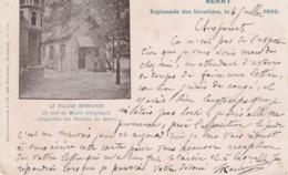 18 Le Village Berrichon Le Moulin D'Angibault  (exposition De Peintres Berrichons) - Francia